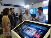 Inauguran en Vietnam exposición de tecnologías, servicios telegráficos, información y comunicaciones