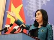 Destaca vocera preparativos de Vietnam para su participación en Consejo de Seguridad