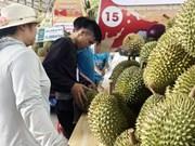 """Promueven potencialidades del """"reino de las frutas""""  en el Sur de Vietnam"""
