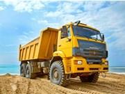 Iniciarán en Vietnam el ensamblaje de camiones rusos Kamaz