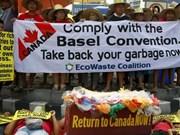 """Normaliza Filipinas relaciones con Canadá tras el denominado """"conflicto de la basura"""""""