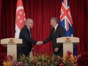 Debaten Singapur y Australia sobre cooperación comercial y economía digital