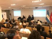Fomenta Vietnam oportunidades de inversiones y cooperación comercial con Argentina