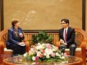 Vietnam solicita respaldo de UNICEF para mejorar capacidad en protección infantil