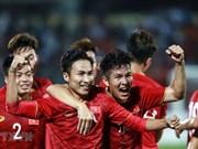 Vietnam derrota a Myanmar 2-0 en partido amistoso