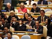 Aplaude prensa internacional elección de Vietnam al Consejo de Seguridad