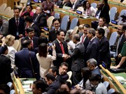 Felicitan a Vietnam por su elección al Consejo de Seguridad de ONU