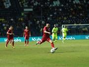 Vietnam perdió la final de Copa del Rey ante Curazao