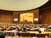 Parlamento vietnamita aprobará siete leyes y resoluciones
