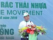Exhorta premier de Vietnam medidas drásticas contra los plásticos