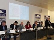 Expertos internacionales analizan situación en el Mar del Este en Suiza