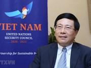 Vietnam da prioridad a fortalecer el papel del multilateralismo, dice vicepremier