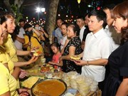 Promueven en Hanoi artes culinarias tradicionales