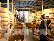 Abre sus puertas primer museo de salsa de pescado de Vietnam