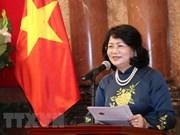 Asistirá vicepresidenta de Vietnam a cumbre de construcción de confianza en Asia