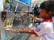 Incrementa Japón apoyo a un proyecto sobre gestión del agua en Vietnam