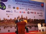 Inauguran Conferencia de Telecomunicación de Asia en Camboya