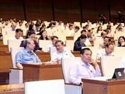 Analizará hoy Parlamento de Vietnam borrador del Código Laboral