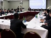 Efectúan Conferencia de Consejeros Comerciales de Vietnam en Europa