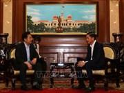 Crean condiciones favorables en Ciudad Ho Chi Minh para inversores surcoreanos