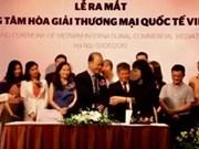 Inaugurado el primer centro de mediación comercial en Vietnam