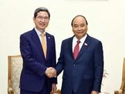 Destaca premier vietnamita papel de grupo parlamentario amistoso de Corea del Sur