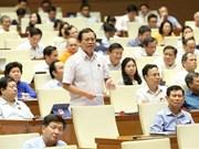 Votará hoy Parlamento de Vietnam tres leyes
