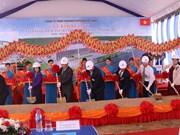 Construyen en provincia vietnamita fábrica japonesa de escayola