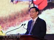 Realizará vicepremier de Vietnam gira por Myanmar y Corea del Sur