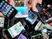 Disminuye Vietnam la importación de teléfonos móviles y componentes