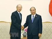 Premier vietnamita recibe a ejecutivo del grupo singapurense CapitalLand