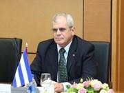 Intercambian  Cuba y Vietnam experiencias en  la reforma jurídica