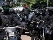 Detienen en Indonesia a 34 presuntos terroristas