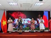 Conmemoran en Ciudad Ho Chi Minh Día de Rusia