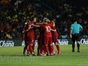 Vietnam mejora su posición en ranking de FIFA