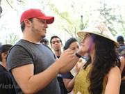 Vietnam participa en Feria Internacional de las Culturas Amigas en México