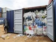 Devuelve Indonesia a EE.UU. contenedores de residuos tóxicos