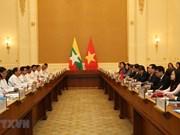 Aspira Vietnam a desarrollar nexos con Myanmar