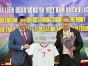 Cooperan Vietnam y Alemania en el desarrollo del fútbol