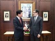 Vietnam y Marruecos coinciden en fomentar cooperación multifacética