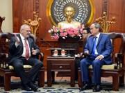 Promueven cooperación entre Vietnam y Estados Unidos en inversión y educación