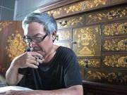 Pinturas de marquetería de Vietnam