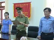 Aplica Secretariado del Partido Comunista de Vietnam sanciones a militantes