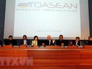 Promueven oportunidades de negocios entre Italia y ASEAN