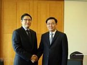 Reafirma Vietnam compromiso de apoyar las inversiones de empresas sudcoreanas