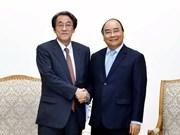 Destaca premier de Vietnam alta confianza política con Japón