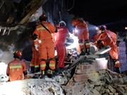 Transmite viceprimer ministro vietnamita condolencias a China por pérdidas humanas y materiales tras desastres naturales