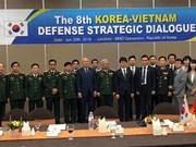 Desarrollan  Vietnam y Corea del Sur diálogo sobre políticas de defensa
