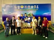 Obtiene Vietnam dos medallas de oro en Campeonato Juvenil Asiático de Kurash