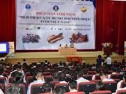 Busca Vietnam crear una marca nacional de camarones